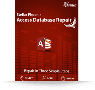 Stellar Access Database Repair software