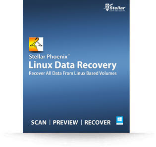 Stellar Linux Data Recovery software