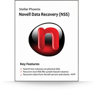 Stellar Novell Data Recovery (NSS)