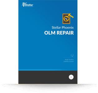 Stellar OLM Repair software
