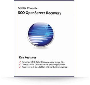Stellar SCO OpenServer Data Recovery