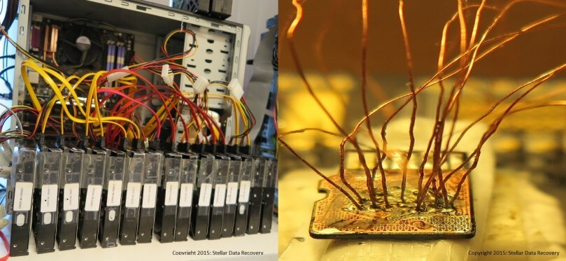 datenrettung sd karte Datenrettung Herausforderung: RAID vs Micro SD Card