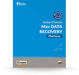 Stellar Mac Data Recovery Platinum
